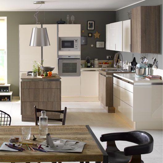 кухонні гарнітури леруа мерлен і види фасадів петлі та