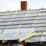 Як правильно зробити пароізоляцію даху: технологічні принципи пристрою парозахисту