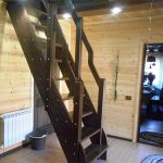 Установка горищних сходів своїми руками: розбір всіх популярних конструкцій
