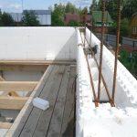 Виды опалубки для строительства монолитного дома