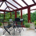 Прозорий дах для тераси: сучасні технології на варті стилю