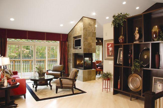 Выбираем камин для интерьера квартиры