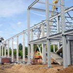 Строительство промышленных и сельскохозяйственных объектов