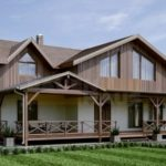 Сборный дом: недорогой и экологически чистый