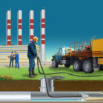Очистка канализации: способы и их особенности