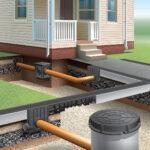 Особенности монтажа систем ливневой канализации