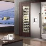 Функциональные холодильники компании SIEMENS