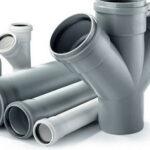 Ремонт сантехнического оборудования: пластиковые трубы для канализации