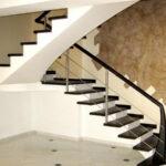 Бетонные лестницы – украшение дома