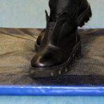 Дезковрик: комплексная очистка подошв обуви от бактерий, грязи и влаги