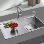 Кухонные мойки и критерии их выбора