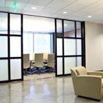 Функциональные офисные перегородки от компании Интраст