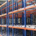 Производство различных видов складских стеллажей