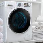 Как поменять манжету люка стиральной машины Samsung