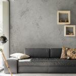 Декоративная штукатурка под бетон как стильное преображение вашего дома