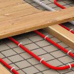 Как правильно смонтировать водяной теплый пол в деревянном доме
