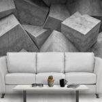 3D шпалери на стіну – сучасне рішення для вашої оселі