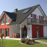 Фасадные краски Sniezka: популярные составы и их характеристики