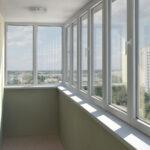 Что нужно учитывать при заказе остекления балкона?