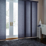 Японские шторы – универсальное изделие в интерьере дома