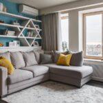 Угловые диваны – современное решение для дома