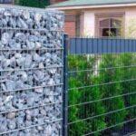Забор из габионов – мечта или реальность?