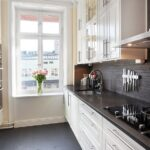 4 характерные черты оформления фартука на кухню в стиле лаунж
