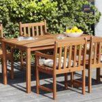 Дерев'яні меблі садові для вашого повноцінного відпочинку