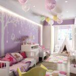 ТОП-3 лучших вариантов обоев для детской комнаты