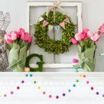 6 отличных способов для оформления весеннего интерьера дома