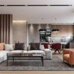 Разнообразные мотивы в дизайне помещений