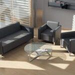 6 основных требований к офисному дивану