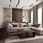 Красивый дизайн в квартире, защищенной от шума термозвукоизолом